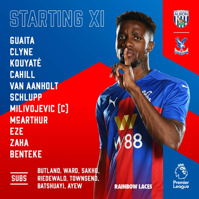 Football Life West Brom - Crystal Palace: Advantage Waiting to Use - 19