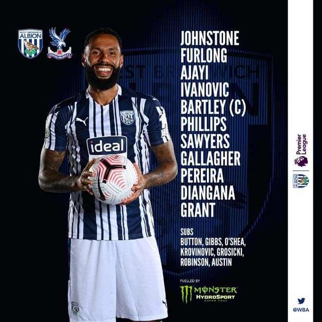Football Life West Brom - Crystal Palace: Advantage Waiting to Use - 18
