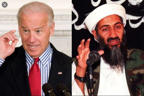 Ông Biden thay đổi câu chuyện về cuộc đột kích tiêu diệt Osama bin Laden - 1