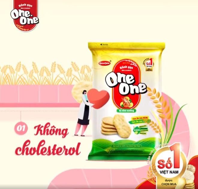 Bánh gạo One One: Lựa chọn tuyệt vời cho mọi nhà - 1