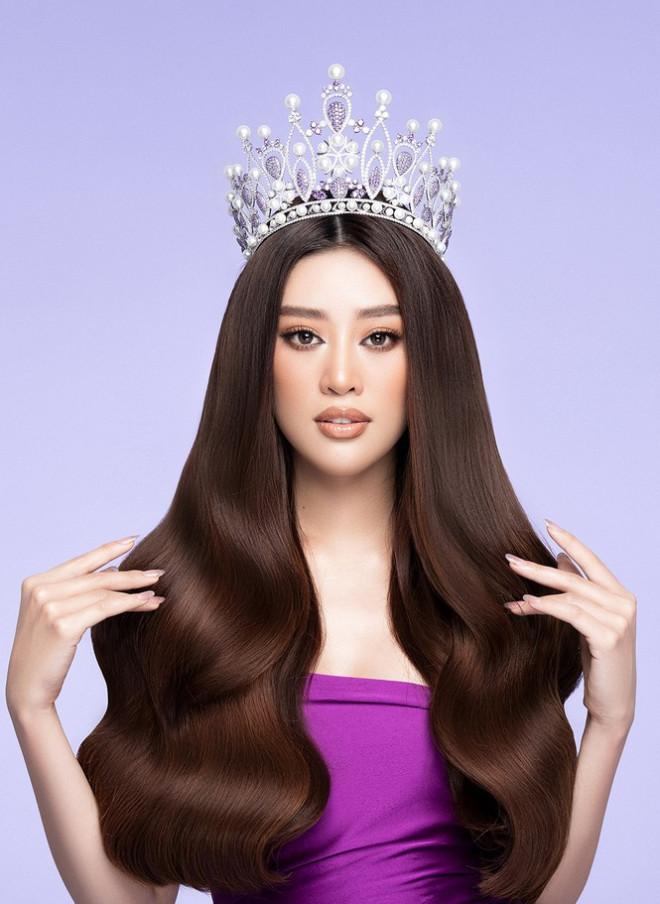 Bộ ảnh tròn 1 năm đăng quang của Khánh Vân nhận 'bão like' trên Missosology - 6