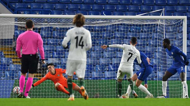 Chelsea – Krasnodar: Cú sốc ban đầu, phạt đền cứu nguy (Kết quả bóng đá Cúp C1) - 1
