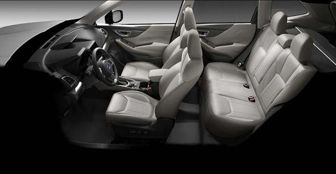Subaru bổ xung thêm màu nội thất mới và giá bán ưu đãi cho dòng Forester tại Việt Nam - 1