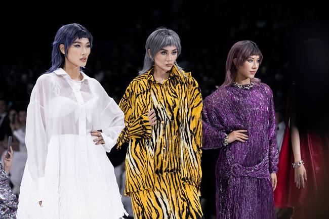 Ấn tượng trái ngược từ tuần thời trang quốc tế Việt Nam - 3