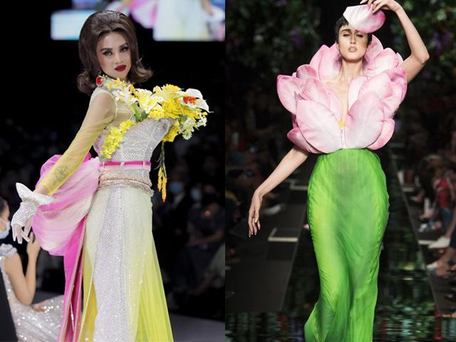 Ấn tượng trái ngược từ tuần thời trang quốc tế Việt Nam - 11