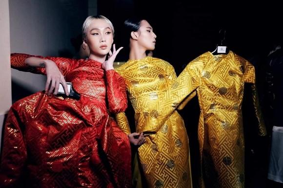Ấn tượng trái ngược từ tuần thời trang quốc tế Việt Nam - 10