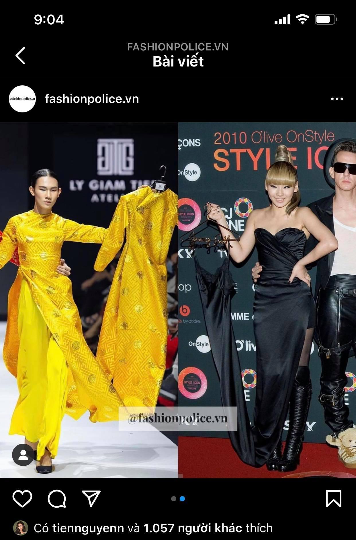 Ấn tượng trái ngược từ tuần thời trang quốc tế Việt Nam - 8