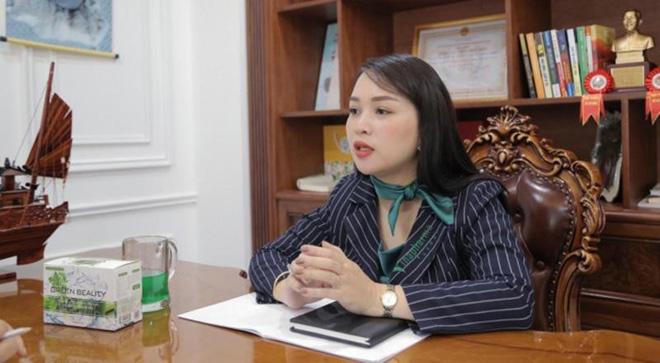 Doanh nhân Nguyễn Thị Diễm Hằng: Cảm hứng tạo ra Green Beauty Cafe - 1