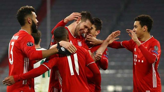 Bayern Munich - Lokomotiv Moscow: Bùng nổ hiệp 2, bước ngoặt dự bị (Kết quả Cúp C1) - 1