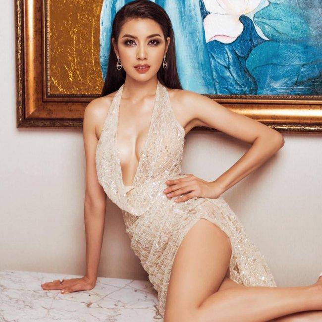 Á hậu Thuý Vân được biết đến là một nghệ sĩ tài năng, hoạt động trong nhiều lĩnh vực từ người mẫu, MC, nhà hoạt động xã hội.