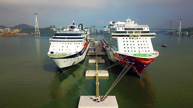 Dấu ấn vận hành của Cảng tàu khách du lịch chuyên biệt duy nhất của Việt Nam - 1