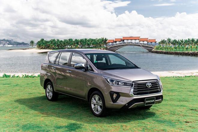 Bảng giá xe Toyota Innova lăn bánh tháng 12/2020, giảm 50% LPTB - 1