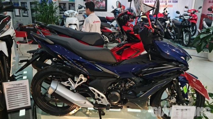 Giá xe Honda Winner X bất ngờ quay đầu giảm mạnh - 1