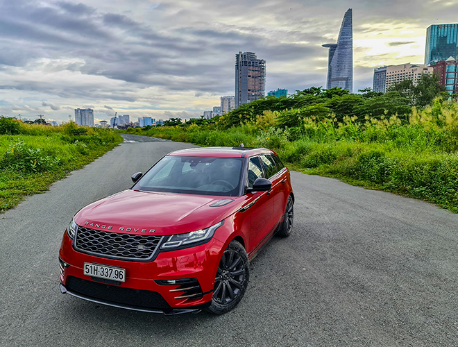 Trải nghiệm xe Range Rover Velar - mượt mà đầy cảm xúc - 1