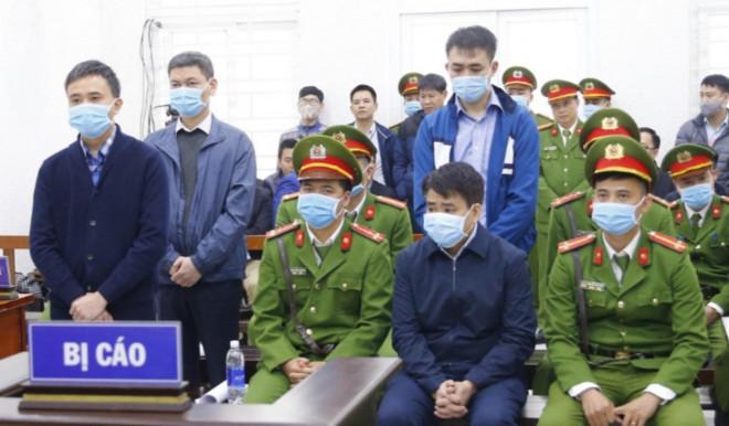 Chủ tọa phiên xử cựu Chủ tịch Hà Nội: Ông Chung luôn nhắc đến từ day dứt, hối hận, giọng như lạc đi - 1