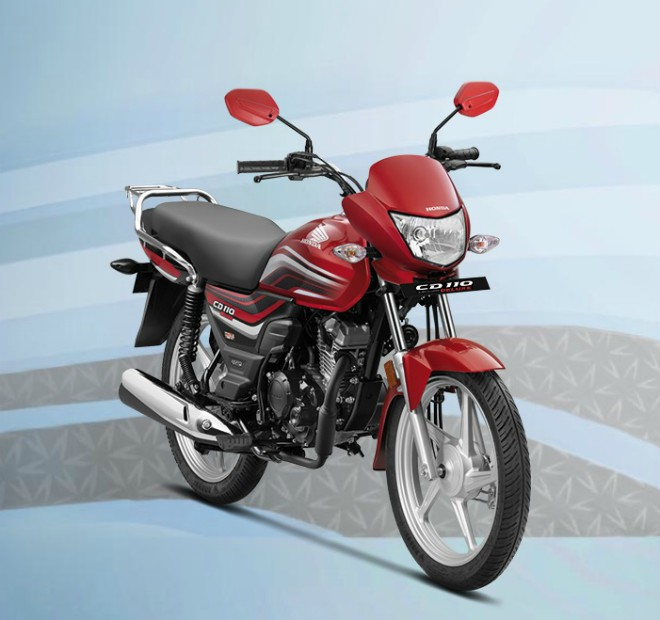 Xe côn tay mới Honda CD 110 ra mắt, giá 19,08 triệu đồng - 1