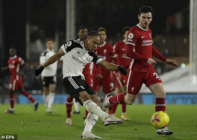 Video Fulham - Liverpool: Cú sốc đầu trận, penalty giải nguy - 1