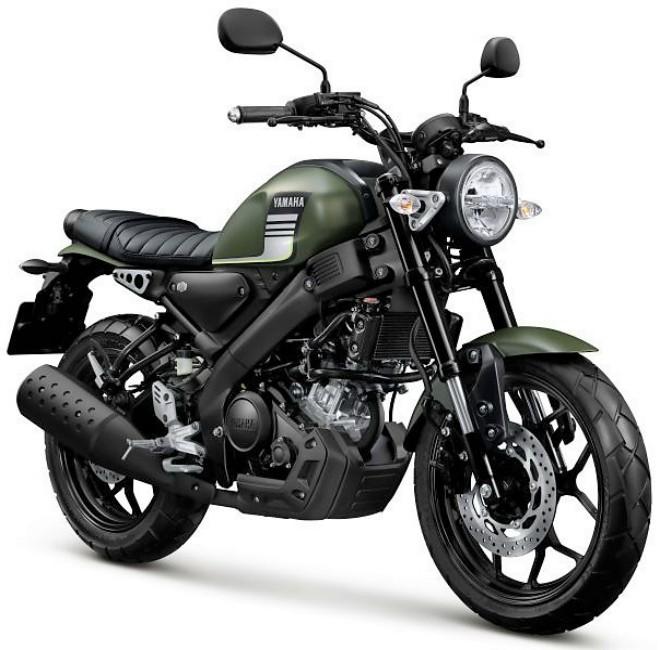 Ảnh chính thức Yamaha XSR155, đối thủ mạnh của Honda CB150R - 1