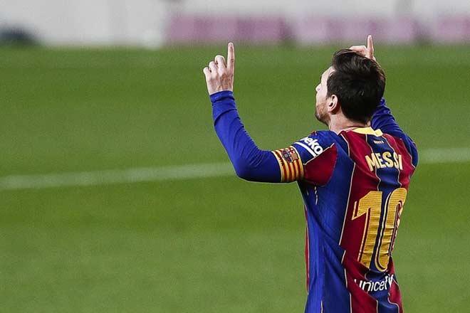 """Fan Barca muốn """"khai tử"""" áo số 10 tri ân Messi, bất ngờ lý do bị từ chối - 1"""