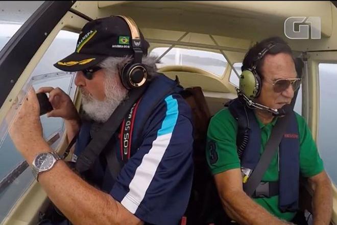 Rơi từ máy bay, iPhone 6S gây bất ngờ khi chạy tốt - 1