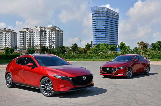 Giá xe Mazda3 lăn bánh tháng 12/2020 - 1