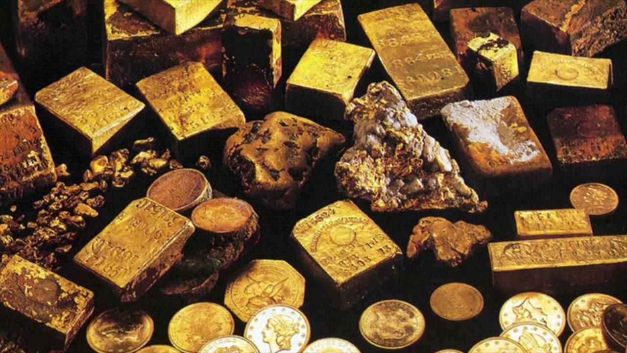 Nhà khoa học phát hiện kho báu toàn vàng nhưng chịu không tiết lộ và cái kết - 1