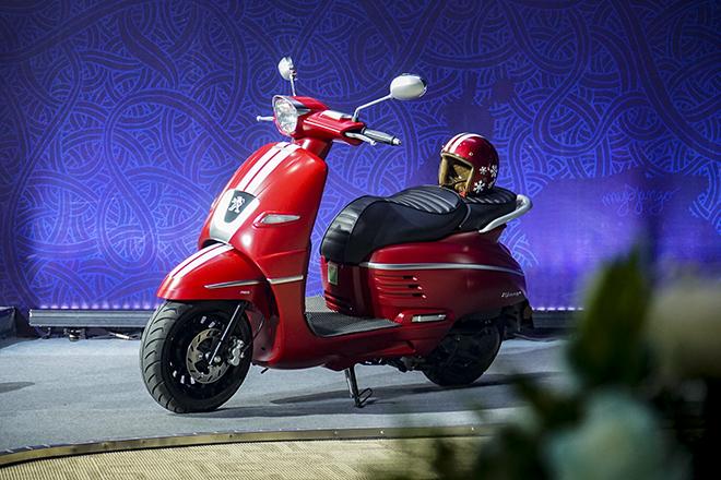 Peugoet Djano lắp ráp tại Việt Nam, giá 68 triệu đồng, cạnh tranh Honda SH - 1