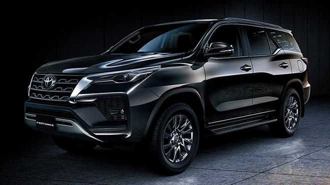 Toyota Fortuner thế hệ mới sử dụng động cơ V6 - 1