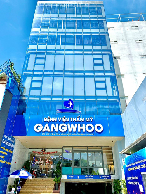 Bệnh viện thẩm mỹ Gangwhoo - bệnh viện thẩm mỹ chuẩn Hàn Quốc - 1