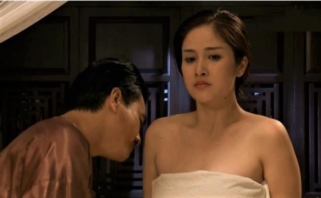 Nói về vai diễn này, Thảo Trang cho biết, ngay từ khi đọc kịch bản, cô rất thích nhân vật này cũng không ngại hình tượng lả lơi bởi cô từng đóng cảnh tương tự ở các phim trước