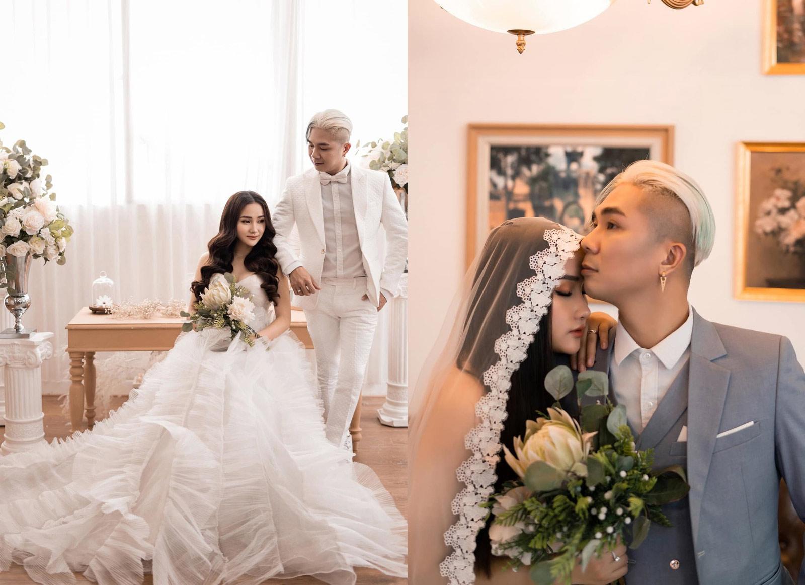 Đám cưới sao Việt năm 2020: Người đeo vàng trĩu cổ, người lấy ái nữ Giám đốc Ngân hàng Nhà nước - 9