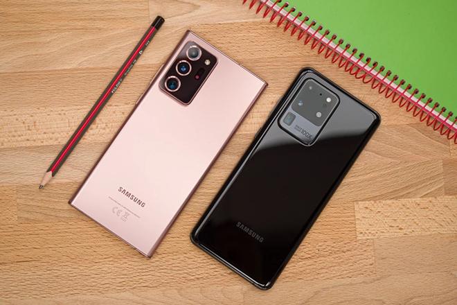 HOT: Samsung vẫn sẽ giới thiệu Galaxy Note 21 - 1