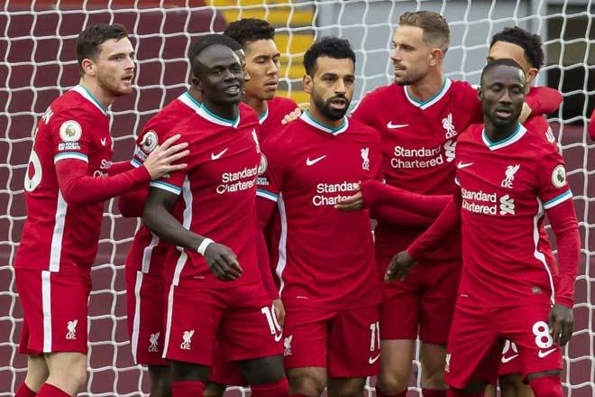 Liverpool số 1 Ngoại hạng Anh: Từ chấn thương Van Dijk đến VAR cản không nổi - 1