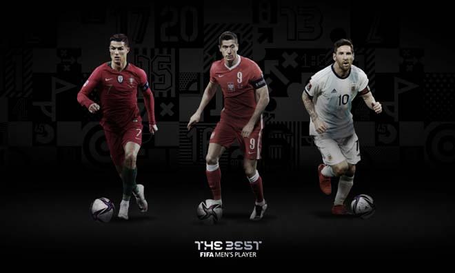 Lễ trao giải FIFA The Best 2020: Lewandowski đánh bại Ronaldo - Messi, lên đỉnh thế giới - 1