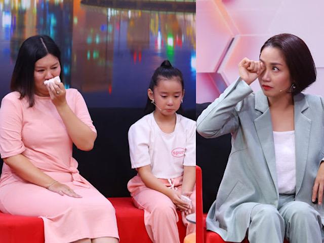 Giải trí - Ốc Thanh Vân bật khóc vì người mẹ ly hôn từng có ý định tự tử bỏ lại hai con thơ
