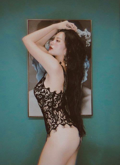 """Hoa hậu Đông Nam Á làm mẹ đơn thân: """"Tôi thuộc diện lắm mối tối nằm không"""" - 7"""