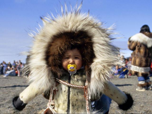 Du lịch - 10 sự thật đáng kinh ngạc về người Eskimos