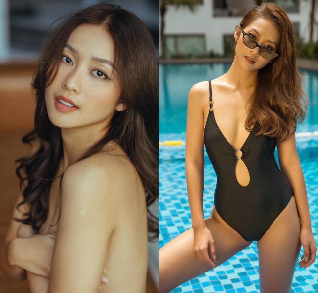 """Người đẹp 9X ngày càng táo bạo với những bức ảnh khoe trọn ba vòng nóng bỏngkhiến fan """"xịt máu mũi""""."""