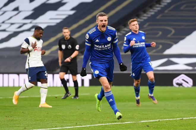 Video Tottenham - Leicester City: Đòn đau phút bù giờ, ngôi nhì bảng đổi chủ - 1