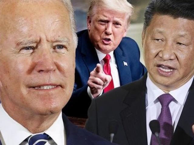 Người giúp ông Biden có lợi thế trước TQ chính là... ông Trump?