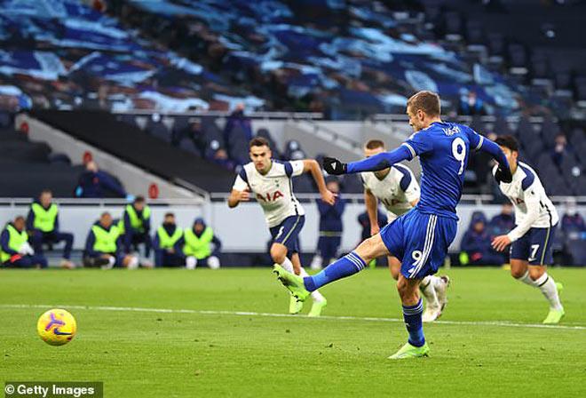 Tottenham thua đau Leicester, HLV Mourinho không thừa nhận đối thủ đá hay - 1