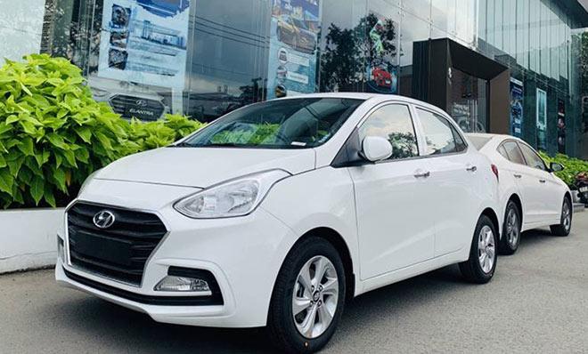Vì sao Hyundai Grand i10 Sedan là lựa chọn hàng đầu khi mới mua xe - 1