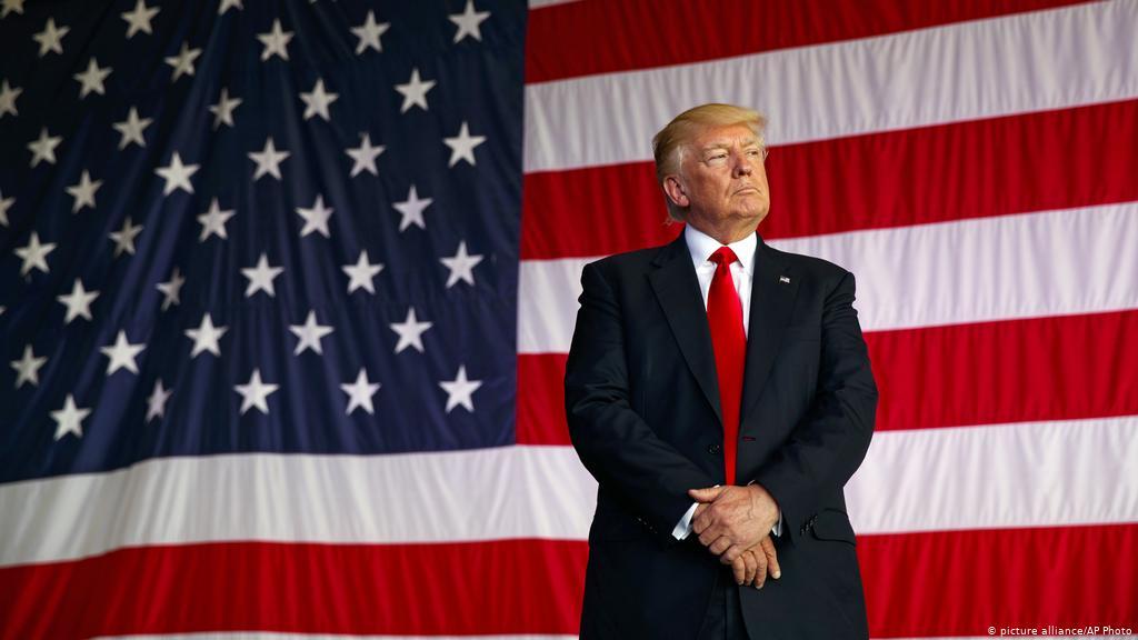 6 La preocupación común de los ministros estadounidenses no ha sido reducida por Trump & # 34;  Durante un período de 4 años - 2