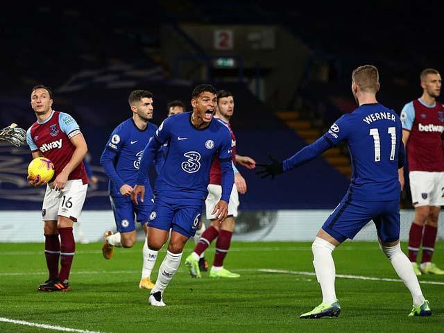 """Cực nóng bảng xếp hạng Ngoại hạng Anh: Chelsea """"hất cẳng"""" Tottenham, áp sát Top 4 - 1"""