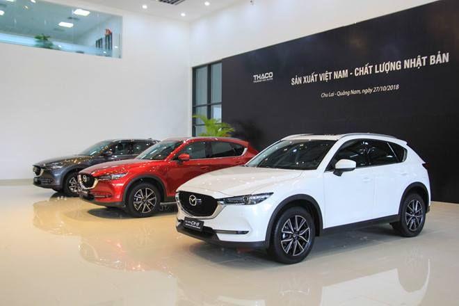 Mazda CX-5 bất ngờ tăng giá bán dịp cuối năm - 1