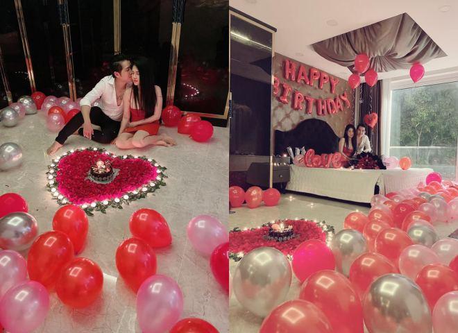 Chị gái Ngọc Trinh được chồng trẻ tặng nhẫn kim cương khủng trong ngày sinh nhật - 1