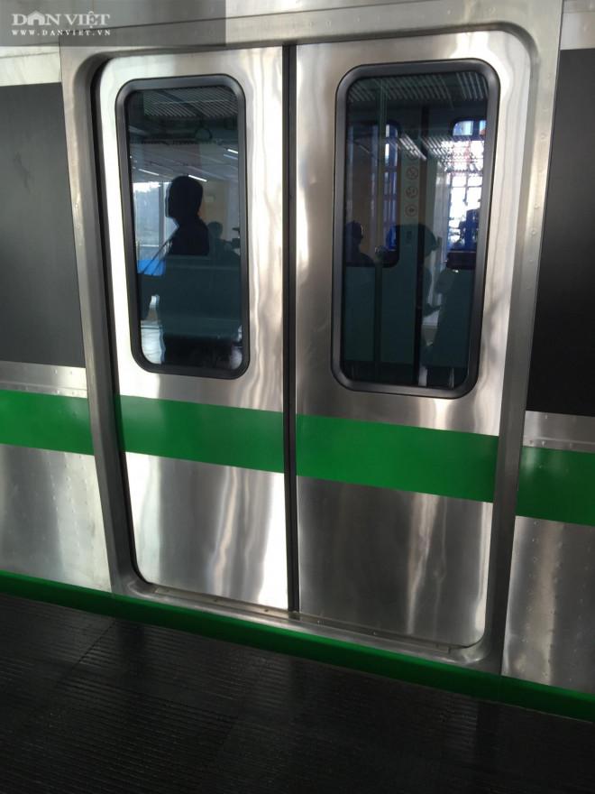 Hành khách đi tàu Cát Linh - Hà Đông sẽ được miễn phí vé - 3