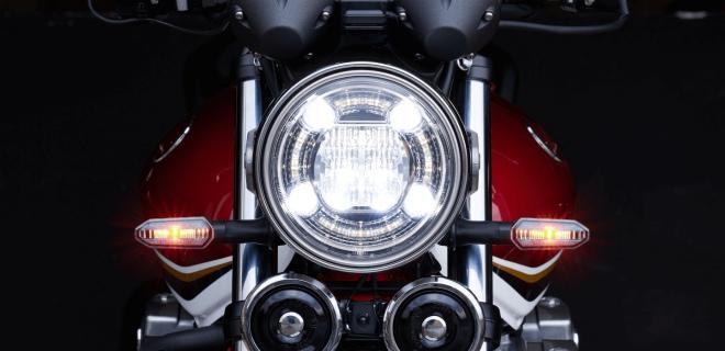 Honda CB1300 mới ra mắt tại quê nhà, giá gần 351 triệu đồng - 2