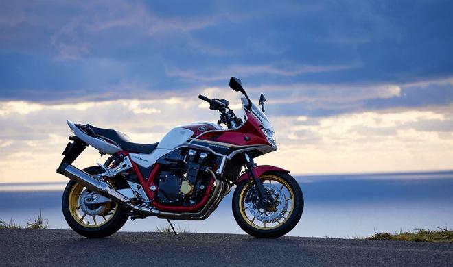 Honda CB1300 mới ra mắt tại quê nhà, giá gần 351 triệu đồng - 3