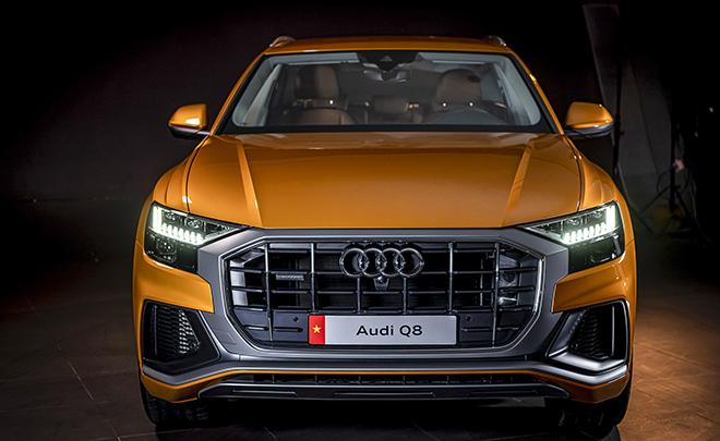 Lô xe Audi Q8 đầu tiên thông quan và đến tay khách hàng trong nước - 11